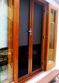 CS French doors external