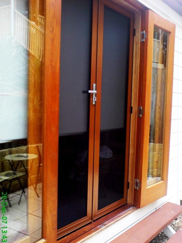 Vincent Security Crimsafe Security Screen Doors Brisbane