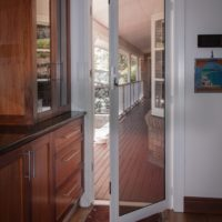 Crimsafe Ultimate Hinged Door