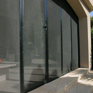 Crimsafe Custom Patio Enclosure 4