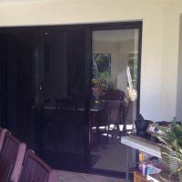 Crimsafe Double Sliding Doors