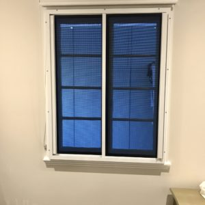 Crimsafe Double Sliding Window Grille