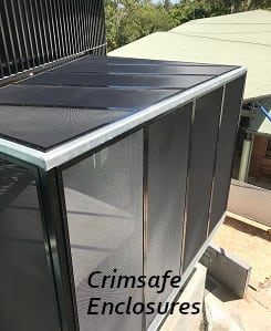 Crimsafe Enclosures