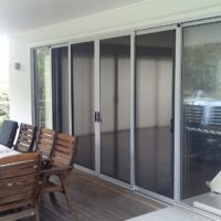 Crimsafe Stacker Doors- External Shot (1)