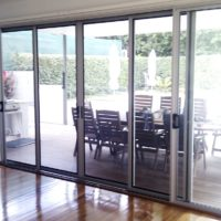 Crimsafe Stacker Doors- External Shot (2)