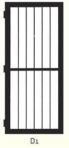 D1 Steel Door Design- small
