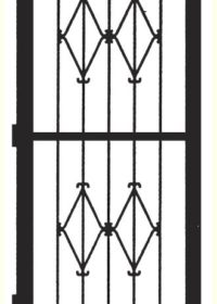 D10 Steel Door Design