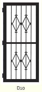 D10 Steel Door Design- small