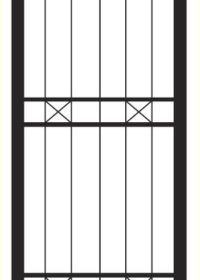 D12 Steel Door Design