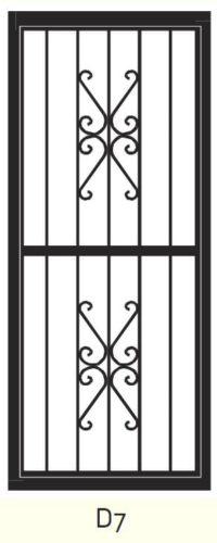D7 Steel Door Design