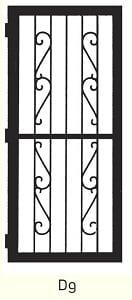 D9 Steel Door Design- small