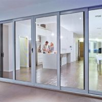 Crimsafe Sliding Stacker Doors