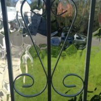 Steel Window Grille Design alteration