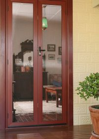 Crimsafe French Doors