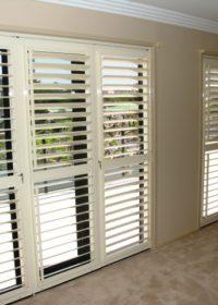 shutter doors - view